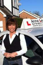 Anne Lenton Driving Instructor Basingstoke